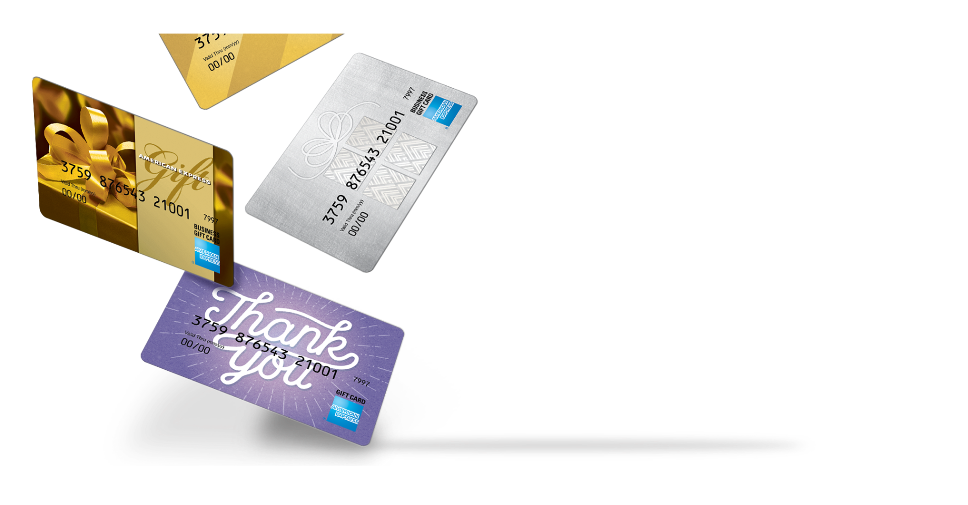 Gift Cards and Business Gift Cards from American Express